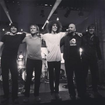 Benj Rose spielen am 01.10.2014 live auf der MS Treue in Bremen.